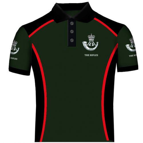 Rifles Polo Shirt