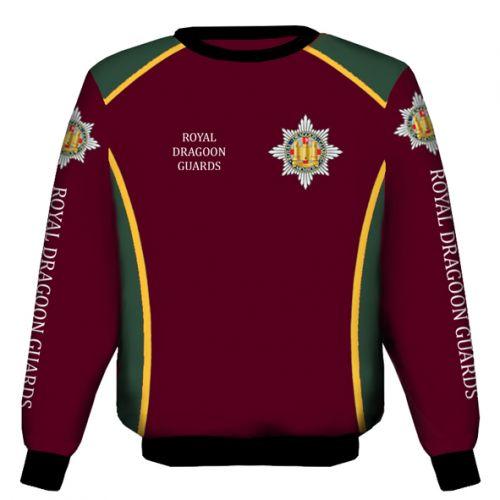 Royal Dragoon Guards Sweat Shirt