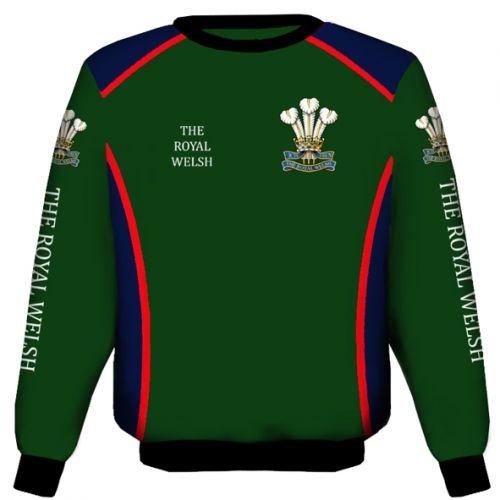 Royal Welsh Sweat Shirt