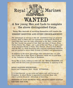 Royal Marine Recruitment