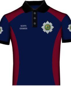 Scots Guards Polo Shirt
