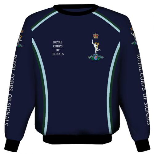 Royal Signals Sweat Shirt