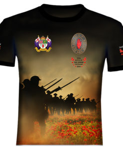 The Somme UVF T Shirt