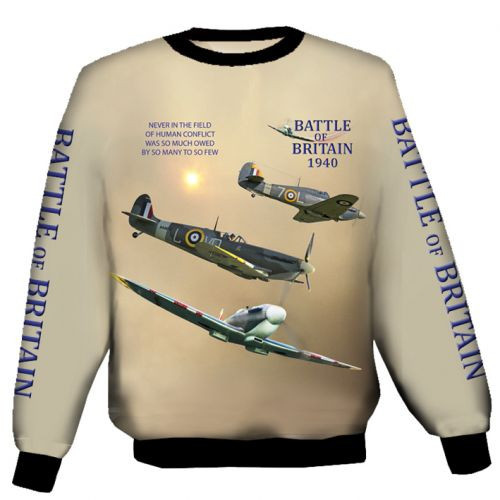 Spitfire and Hurricane Sweat Shirt