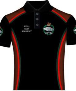 Royal Tank Regiment Polo Shirt