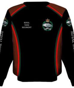 Royal Tank Regiment Sweat Shirt