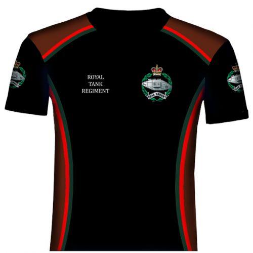 Royal Tank Regiment T Shirt