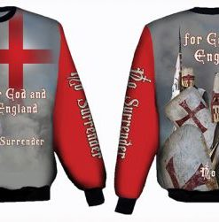 Knights Templar Sweat Shirt
