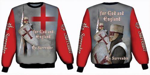 Knights Templar Sweat Shirt