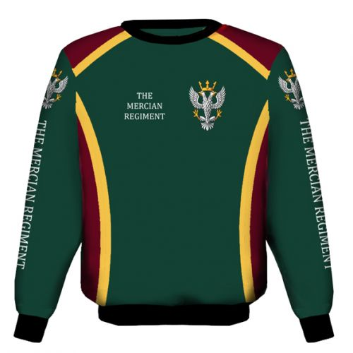 Mercian Regiment Sweat Shirt