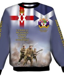Ulster Scots 36 Division Sweat Shirt