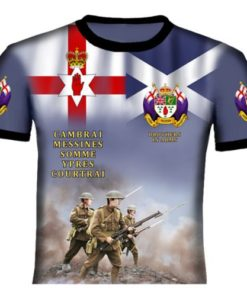 Ulster Scots 36th Division T Shirt