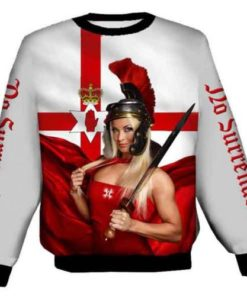 Women of Ulster Polyester Sweat Shirt