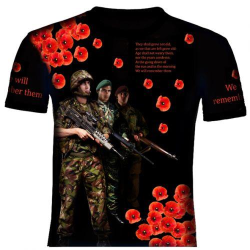 Poppy WWRT T Shirt