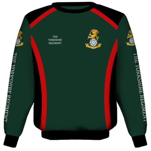 Yorkshire Regiment Sweat Shirt