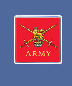 British Army Magnet