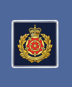 Duke Of Lancasters Regiment Magnet