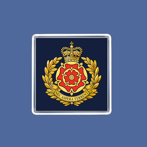 Duke Of Lancasters Regiment Magnet