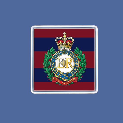 Royal Engineers Magnet