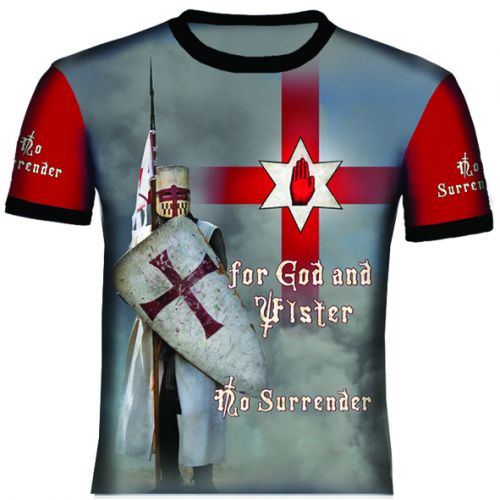 Ulster Knight Templar T Shirt