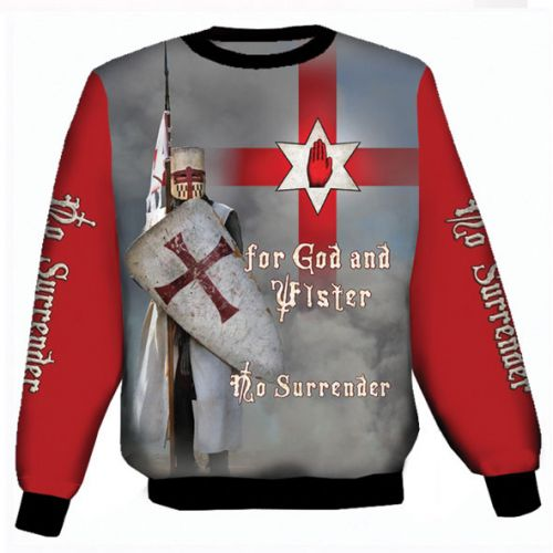 Ulster Knight Templar Sweat Shirt
