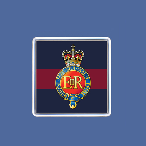 Household Cavalry Magnet