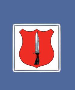 Infantry Magnet