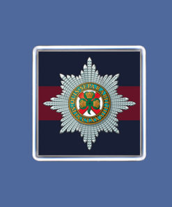 Irish Guards Magnet