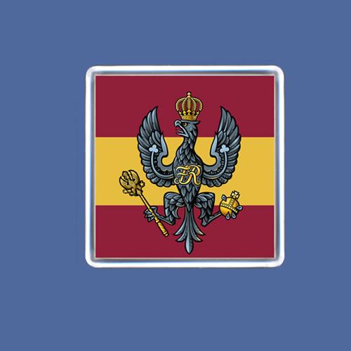 Kings Royal Hussars Magnet