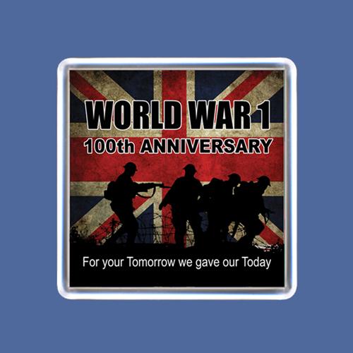 World War 1 Magnet
