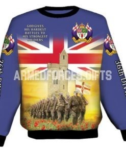 Memorial Tower Sweat Shirt