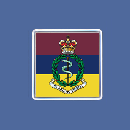 Royal Army Medical Corps Magnet