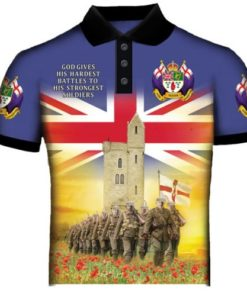 Memorial Tower Polo Shirt