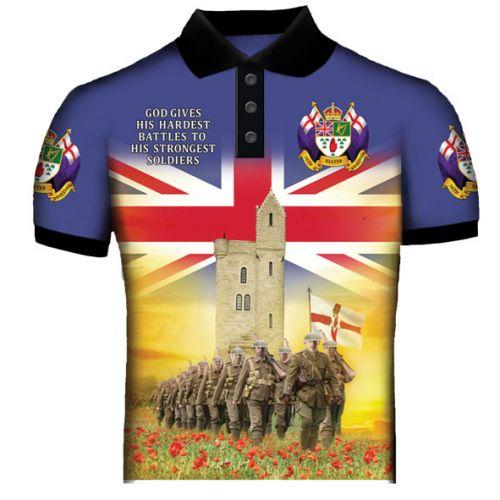 Memorial Tower Polo Shirt