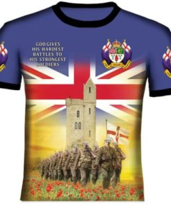 Memorial Tower T Shirt