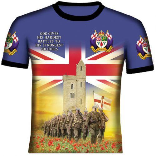 Memorial Tower T Shirt