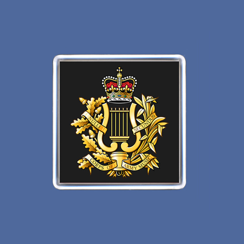 Corps of Army Music Coaster