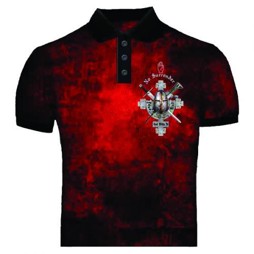 Ulster No Surrender Polo Shirt