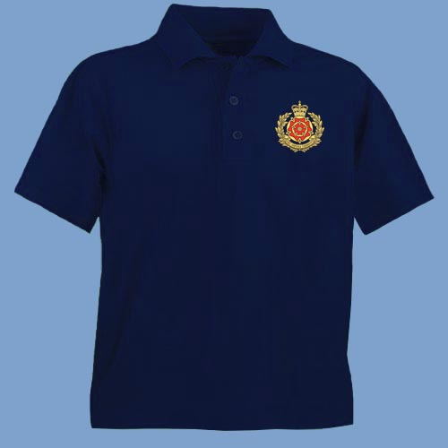 Duke Of Lancasters Regiment Polo Shirt