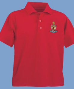 Queens Royal Hussars Polo Shirt