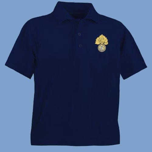Royal Fusiliers Polo Shirt