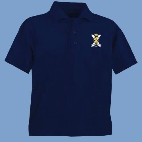 Royal Scots Polo Shirt