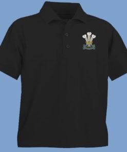 Royal Welsh Polo Shirt