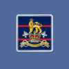 Military Provost Guard Service Magnet