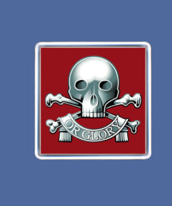 Royal Lancers Magnet