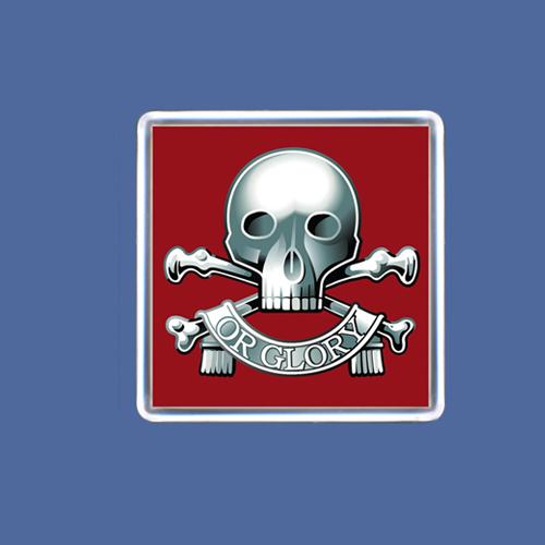 Royal Lancers Magnet
