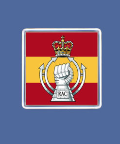 Royal Armoured Corps Magnet