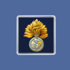 Royal Fusiliers Magnet