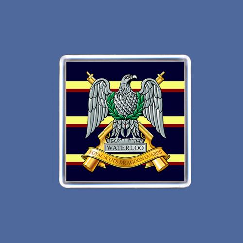 Royal Scots Dragoon Guards Magnet