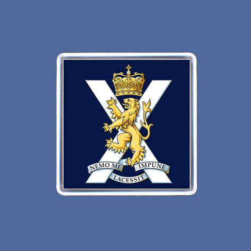 Royal Scots Magnet